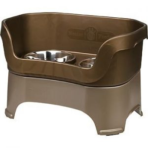 Neater Feeder dog bowl - stop your dog from spilling food and water!