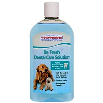 Be Fresh for dogs and cats
