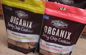 ORGANIX Jerky Chip Cookies #ASmartCookie