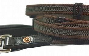 High-quality dog leash, the RuffGrip premium dog leash