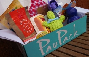 PawPack subscription box for dogs and cats – review and coupon code