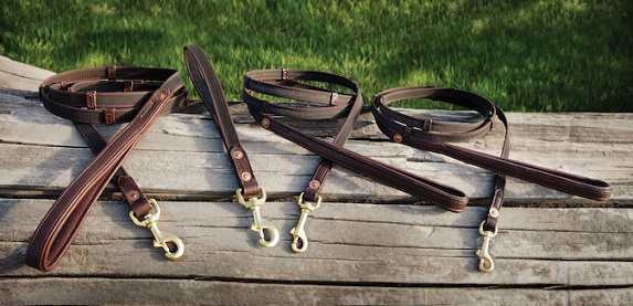 Ruff Grip leashes