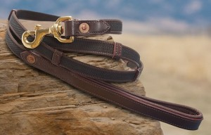 High end dog leash from RuffGrip