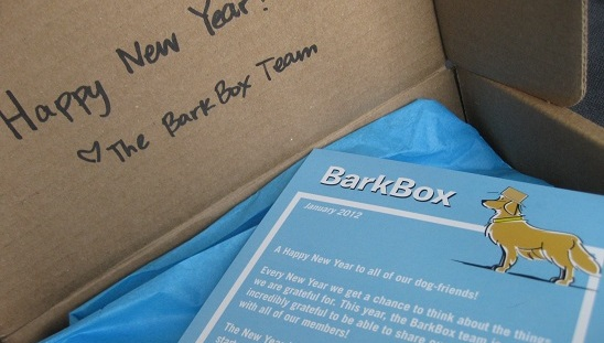 BarkBox review - subscription box for dogs