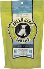 Green Bark Gummies treats