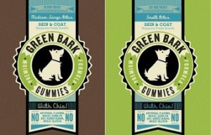 Huge dog treat giveaway from Green Bark Gummies – 10 winners!