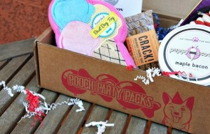 Pooch Party Packs Subscription Box for Dogs – Get A Box 75% Off