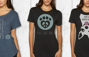 Win a Free T-Shirt From Peace Love Paws – Apparel For Dog Lovers
