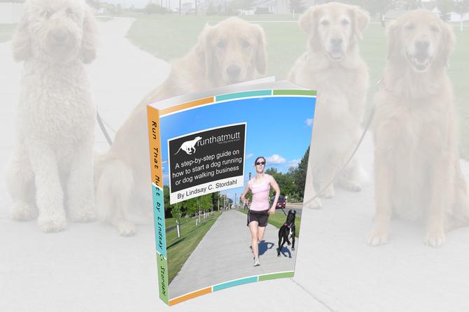 Start a dog walking business ebook