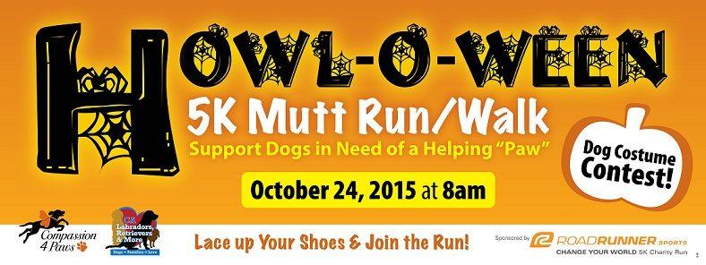 Halloween Mutt Run San Diego