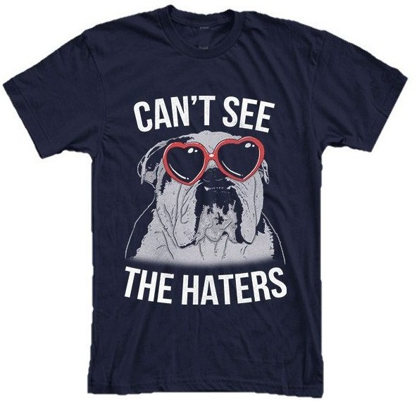 Can't See the Haters - Farfetched Apparel