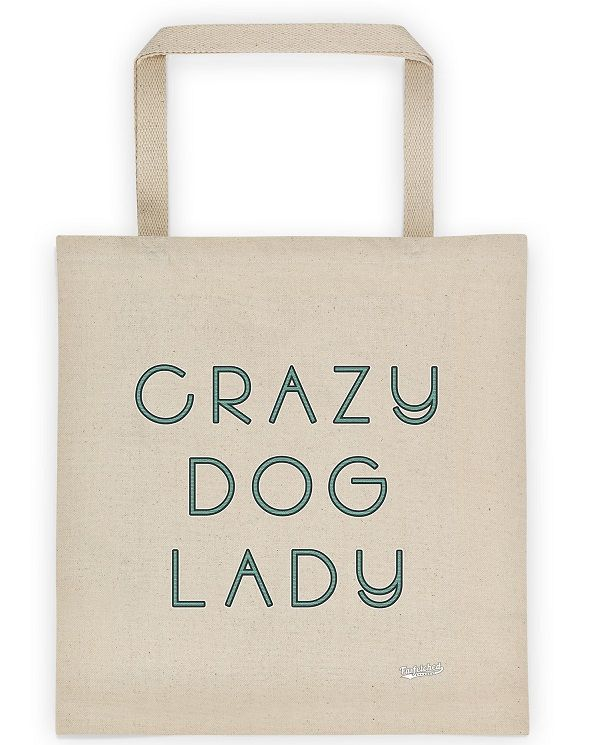 Crazy Dog Lady Tote from Farfetched