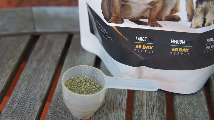 PetVi Review & Giveaway - supplements for pets
