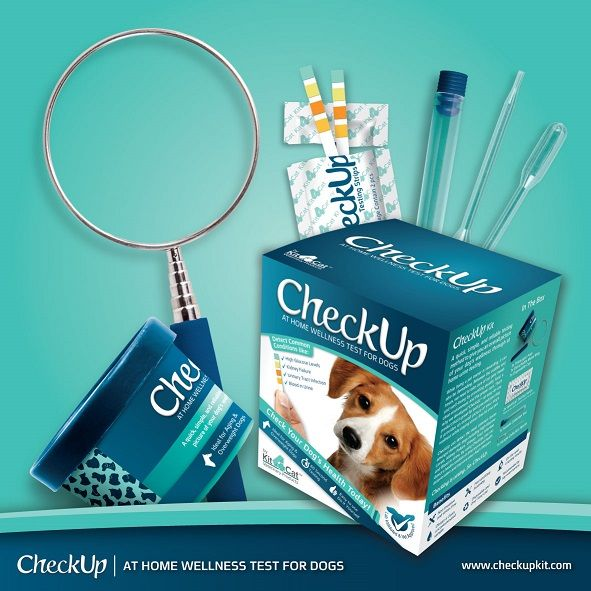 CheckUp Wellness test for dogs