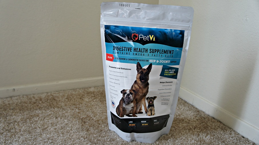 PetVi Nutrition Hip & Joint supplement for dogs