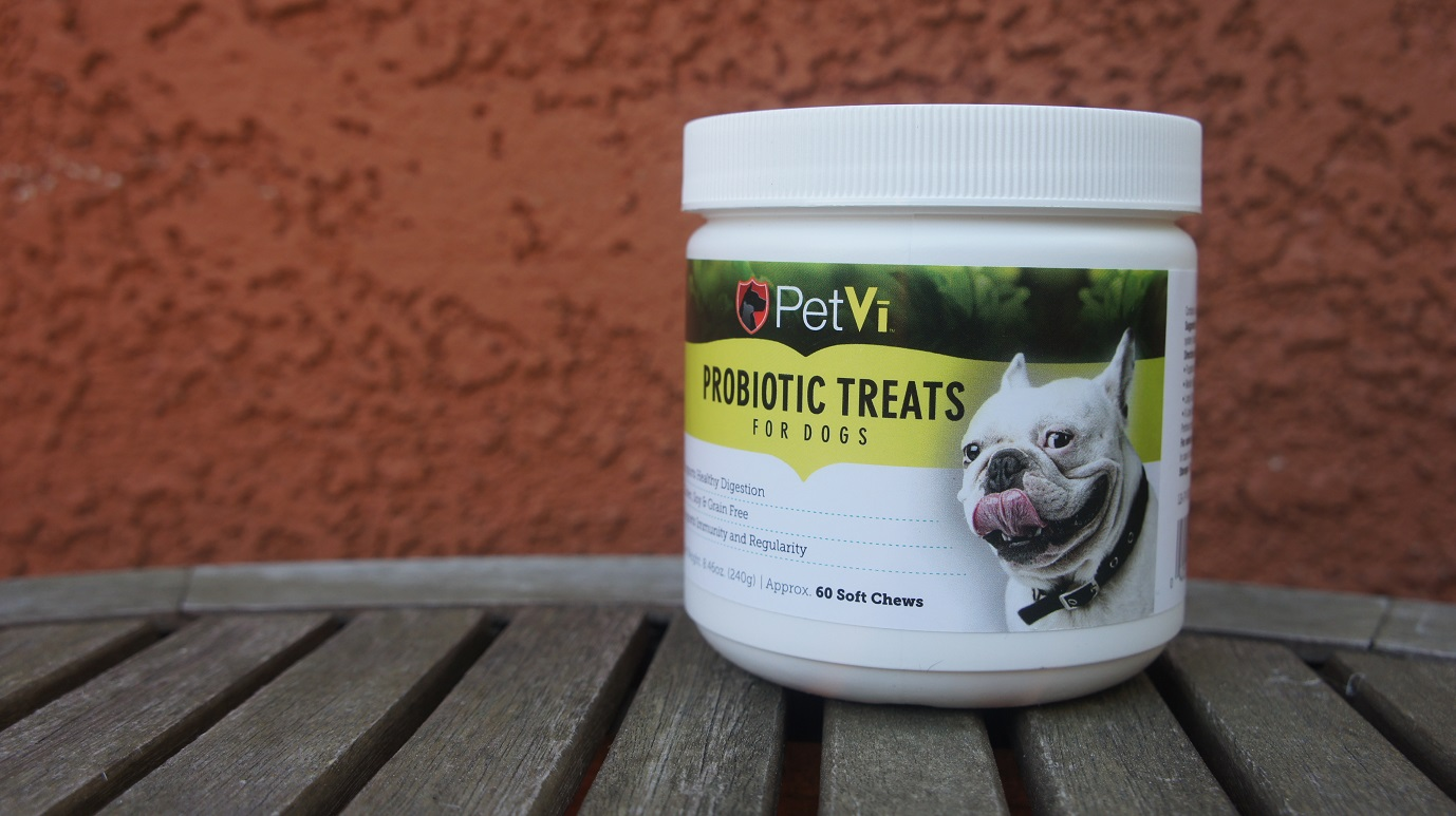 PetVi Probiotic Treats