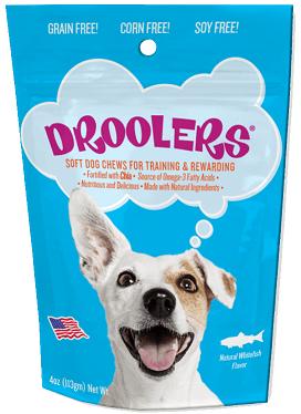 Droolers treats