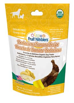Fruit Nibblers banana