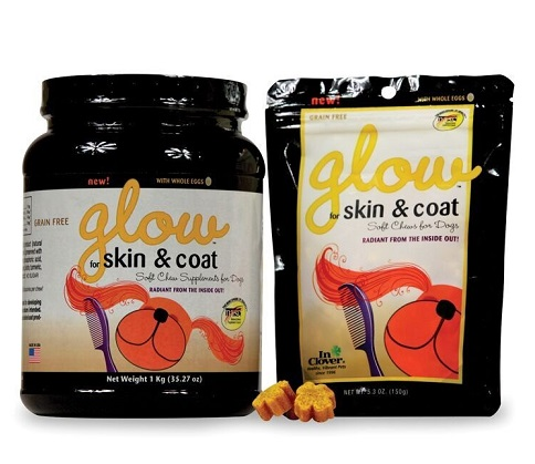 In Clover Glow supplements