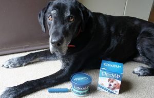 CheckUp Wellness Test for Dogs Review and Giveaway