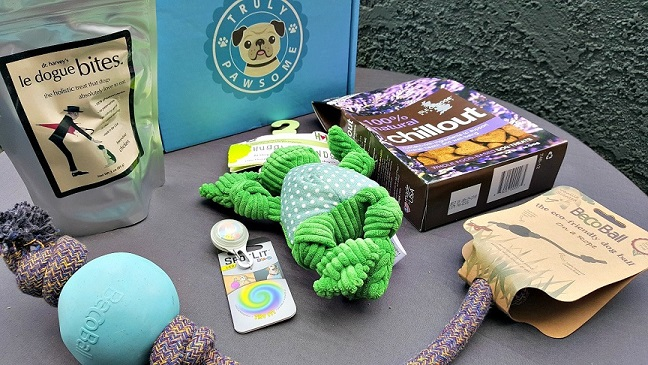 That Mutt limited edition dog subscription boxes