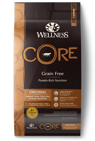 Wellness Core Natural Grain Free Dry Dog Food Petsmart