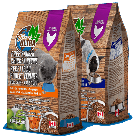Terra Ultra dog food review
