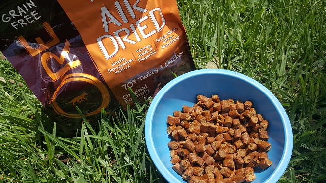 Wellness CORE Air Dried dog food