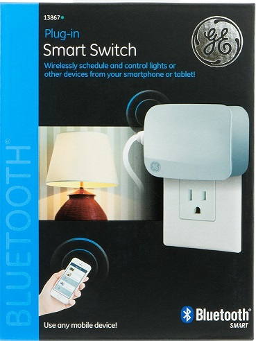 GE Smart Switch Plug-in