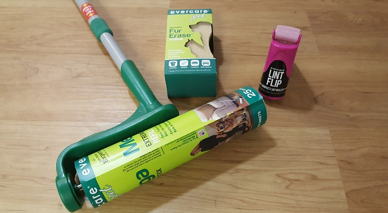 Evercare lint rollers review