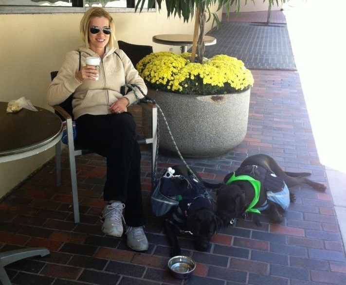 Barbara from K9s Over Coffee
