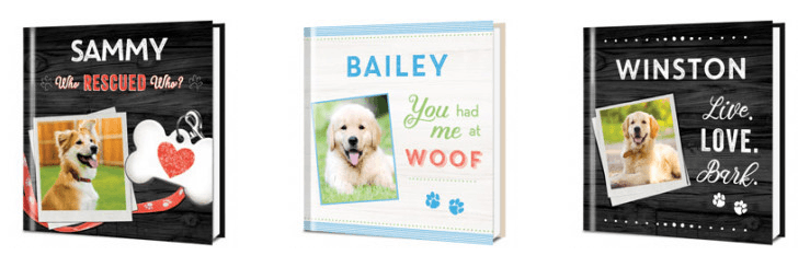 Personalized dog books from Put Me in the Story