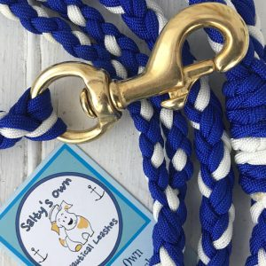 Review: Salty's Own Nautical Leashes – Paracord Dog Leashes