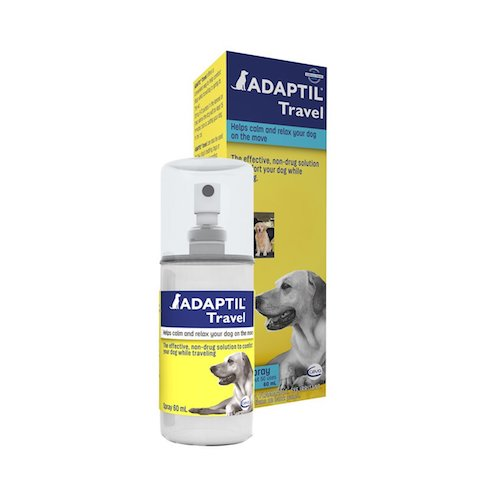 ADAPTIL Travel Spray for dogs dealing with anxiety