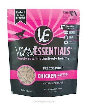 Vital Essentials Chicken nibs